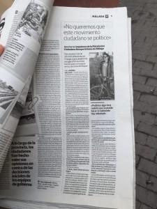 Diario 'Sur' - 7 de febrero de 2015
