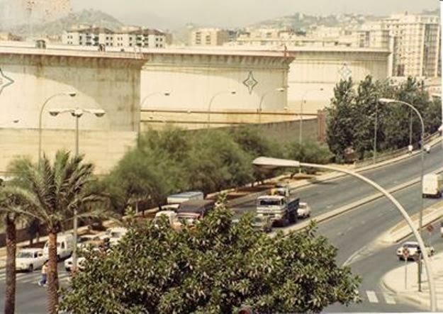 AVDA JUAN XXIII 1986